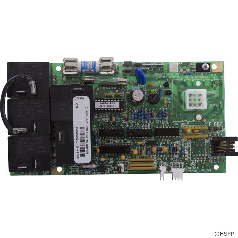 Image Spas Circuit Boards