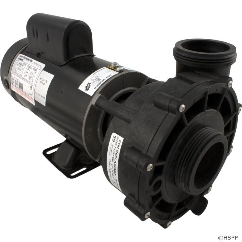 Image Spas Pumps